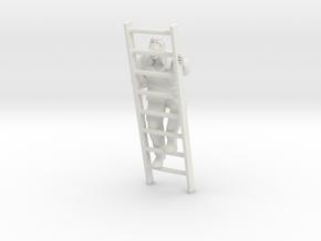 Printle V Homme 2603 - 1/24 - wob in White Natural Versatile Plastic