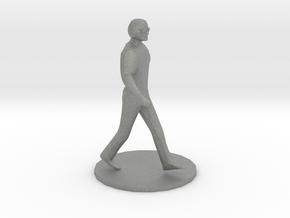 S Scale Man Walking in Gray PA12
