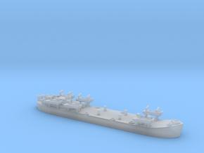 Landing Ship tank MK 2 LST 1/800  6 in Smooth Fine Detail Plastic