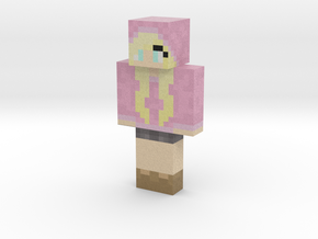 Ilovepink1997 | Minecraft toy in Natural Full Color Sandstone