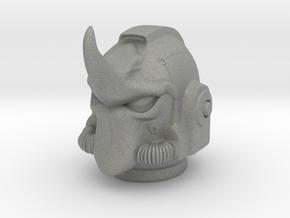 Marine_mkRhino_helmet in Gray PA12