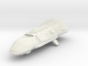 2500 Imperial Tartan class Star Wars in White Natural Versatile Plastic