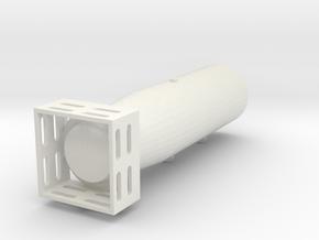 1/32 Scale Mk 36 Short Mine in White Natural Versatile Plastic