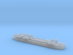 landing ship tank Mk 2 1/1800 3 in Smooth Fine Detail Plastic