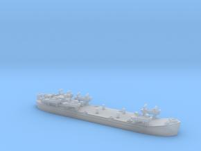 landing ship tank Mk 2 1/1800 6 in Smooth Fine Detail Plastic