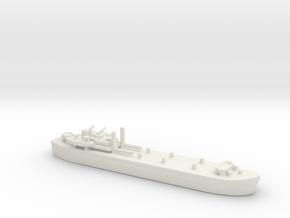 HMS MESSINA LST 3043 1/1800 in White Natural Versatile Plastic