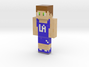 kristoferxcool   Minecraft toy in Natural Full Color Sandstone