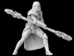 (Legion) Purge Trooper in Smooth Fine Detail Plastic