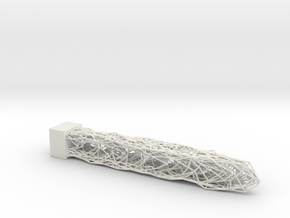 beam_h in White Natural Versatile Plastic