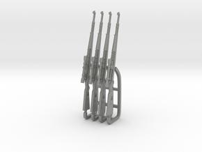 Kar98K ZF39 (1:18 scale) in Gray PA12: 1:18