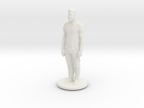 Printle C Homme 526 - 1/24 in White Natural Versatile Plastic