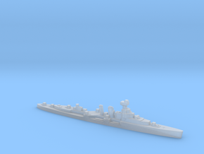HMS Coventry 1:3000 WW2 naval cruiser in Smoothest Fine Detail Plastic