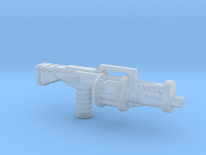 Earth Wars Grenade Launcher (5mm) in Smooth Fine Detail Plastic