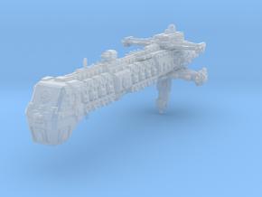 Crucero clase Tirano in Smooth Fine Detail Plastic