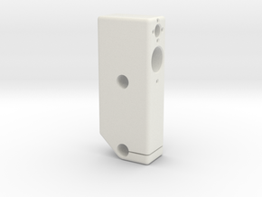 cnc parts 5 in White Natural Versatile Plastic