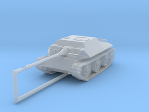 E25 88mm fictional 1:285 in Smooth Fine Detail Plastic