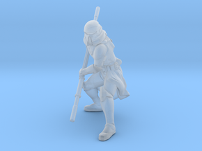 Evictor Trooper in Smooth Fine Detail Plastic