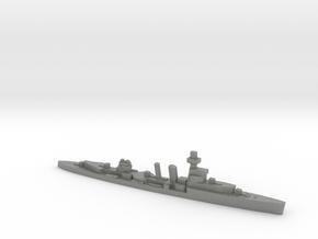 HMS Cardiff 1939 1:2400 WW2 cruiser in Gray PA12