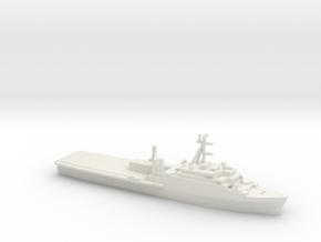Austin-class LPD, 1/1800 in White Natural Versatile Plastic
