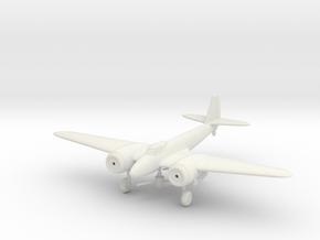 1/144 Kawasaki Ki-96 in White Natural Versatile Plastic