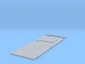 Elco 80' Bridge Door Forward 24th in Smooth Fine Detail Plastic