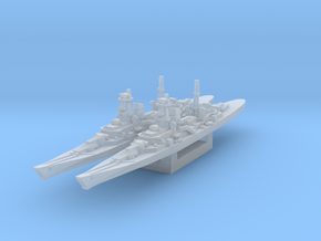 Prinz Eugen (Axis & Allies) in Smooth Fine Detail Plastic