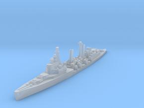 HMS Belfast 1/2400 in Smooth Fine Detail Plastic