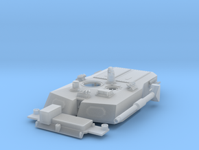 1:72 M1A3 Abrams MBT Conversion in Smoothest Fine Detail Plastic