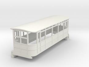 o-100-dublin-blessington-drewry-railcar in White Natural Versatile Plastic