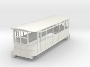 o-43-dublin-blessington-drewry-railcar in White Natural Versatile Plastic