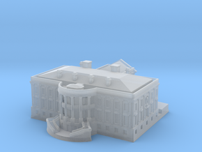The White House 1/1200 in Smooth Fine Detail Plastic