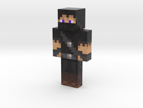 _ShadowPhoenix | Minecraft toy in Natural Full Color Sandstone