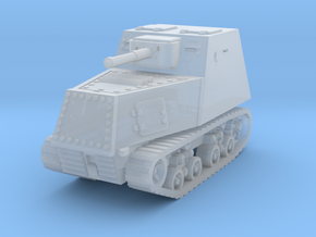 KhTZ 16 Tank 1/285 in Smooth Fine Detail Plastic