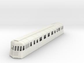 d-100-renault-abh-5-railcar in White Natural Versatile Plastic