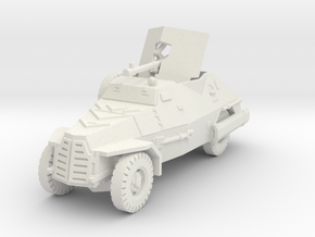 Marmon Herrington mk2 (20mm gun) 1/72 in White Natural Versatile Plastic
