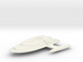 Captains yacht in White Natural Versatile Plastic