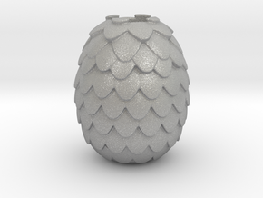 Dragon Egg Game of Thrones Pandora Charm in Aluminum
