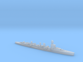 ORP Conrad formally HMS Danae 1:2400 WW2 cruiser in Smoothest Fine Detail Plastic