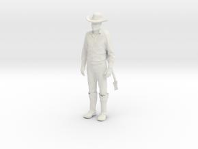 Printle C Homme 518 - 1/18 - wob in White Natural Versatile Plastic