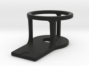 NSX Cup Holder in Black Natural Versatile Plastic