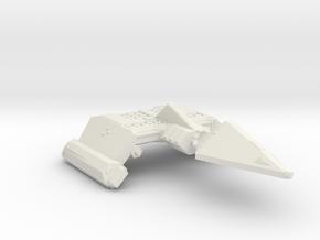 3788 Scale Neo-Tholian Heavy Dreadnought SRZ in White Natural Versatile Plastic