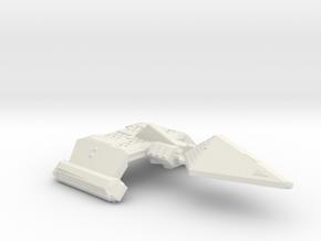 3788 Scale Neo-Tholian Heavy Command Cruiser SRZ in White Natural Versatile Plastic