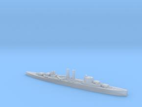 HMS Surrey 1:2400 WW2 proposed cruiser in Smoothest Fine Detail Plastic