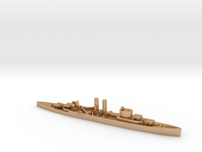 HMS Surrey 1:2400 WW2 proposed cruiser in Natural Bronze