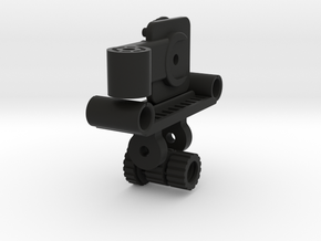 BASE05335PADSTA in Black Natural Versatile Plastic