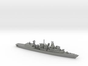 Elli Class Frigate in Gray PA12: 1:350