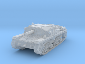 Semovente M42 75/18 1/200 in Smooth Fine Detail Plastic