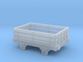 Broad Gauge Truck (N Scale) in Smooth Fine Detail Plastic