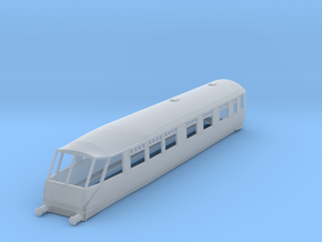 o-148fs-lner-br-modified-observation-coach in Smooth Fine Detail Plastic