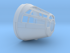 YT1300 DEAGO 5 FOOTER CABIN CONE in Smooth Fine Detail Plastic